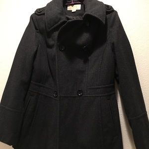 Michael Kors Gray trench coat